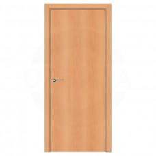 Дверь финская ламинированная с замком 2014 Olovi Миланский орех