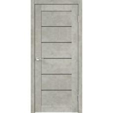 Дверь экошпон Velldoris LOFT 1 ДО Бетон светло-серый