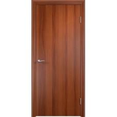 Дверь ламинированная Verda ДПГ Итальянский орех