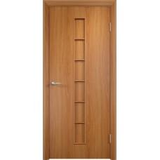 Дверь ламинированная Verda C-12 ДГ Миланский орех