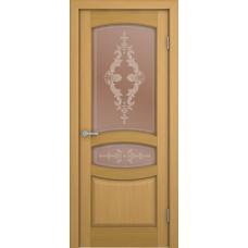 Дверь шпонированная Verda Сиена ДО Дуб