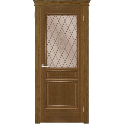 Дверь шпонированная Verda Тридорс ДО тон ольха