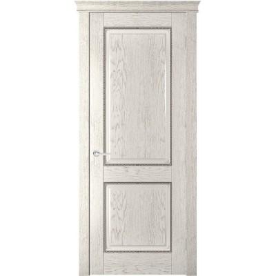 Дверь шпонированная Verda Прайм ДГ тон капучино