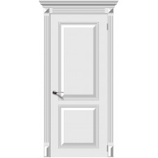 Дверь эмаль Verda Блюз ДГ Белый