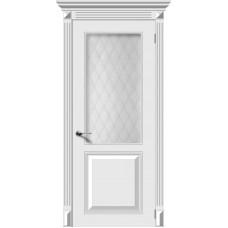 Дверь эмаль Verda Блюз ДО Белый
