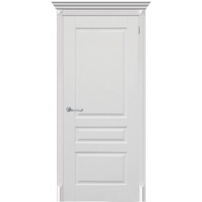Дверь эмаль Verda Челси 04 ДГ Белый