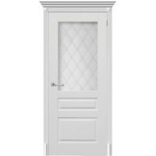Дверь эмаль Verda Челси 04 ДО Белый