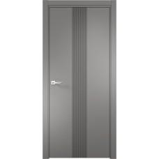 Дверь эмалит Verda Севилья 16 Софт Графит