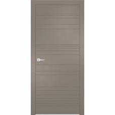 Дверь эмалит Verda Севилья 20 Софт Мокко