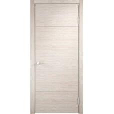 Дверь экошпон Verda Casaporte Турин 01 дуб бежевый вералинга