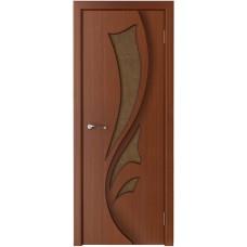 Дверь шпонированная Verda Лидия ДО макоре