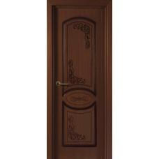 Дверь шпонированная Verda Муза ДГ макоре