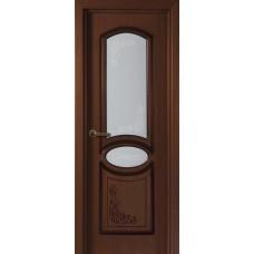 Дверь шпонированная Verda Муза ДО макоре