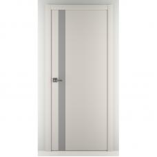 Дверь экошпон ZADOOR A2 ABS ДО Белый