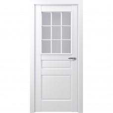 Дверь экошпон ZADOOR Classic S Ампир ДО Матовый белый