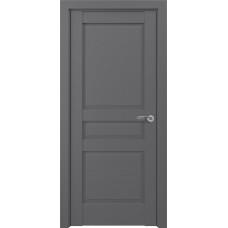 Дверь экошпон ZADOOR Classic S Ампир ДГ Матовый серый