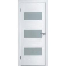 Дверь эмаль ZADOOR D3 Техно ДО эмаль белая