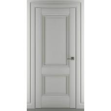 Межкомнатная дверь ZADOOR ПГ Венеция B1 Baguette Classic Матовый графит