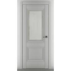 Межкомнатная дверь ZADOOR ПО Венеция B2 Baguette Classic Матовый графит