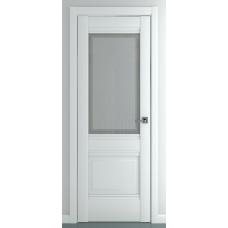 Межкомнатная дверь ZADOOR ПО Венеция B4 Baguette Classic Матовый белый
