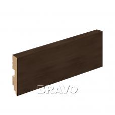 Плинтус напольный BRAVO Тип-0 Dark Oak