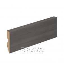 Плинтус напольный BRAVO Тип-0 Grey Veralinga
