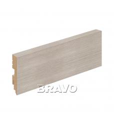Плинтус напольный BRAVO Тип-0 Cappuccino Veralinga