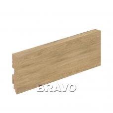 Плинтус напольный BRAVO Тип-0 Organic Oak