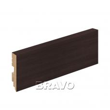 Плинтус напольный BRAVO Тип-0 Wenge Veralinga