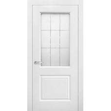 Дверь эмаль Verda Роял 2 ДО Белый