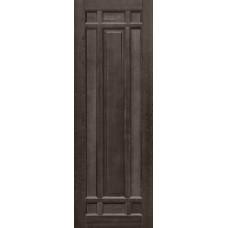 Дверь массив ольхи Рубин Альпина ДГ Венге
