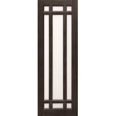 Дверь массив ольхи Рубин Альпина ДО Венге