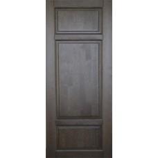 Дверь массив ольхи Рубин Ромула 1 ДГ Венге