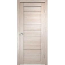 Дверь Экошпон Verda Х-1 Кремовая лиственница