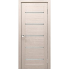 Дверь экошпон Verda Х-3 Кремовая лиственница