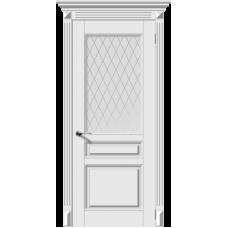Дверь эмаль Verda Версаль-Н ДО Белый