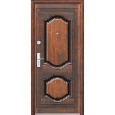 Дверь входная BRAVO China Style К550 Бархат / Бархат