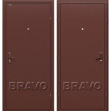 Дверь входная BRAVO Optim Лайт Антик Медь / Антик Медь