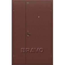 Дверь входная BRAVO Optim Дуо Гранд Антик Медь / Антик Медь