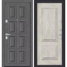 Дверь входная BRAVO Porta M К18.К12 Rocky Road / Chalet Provence