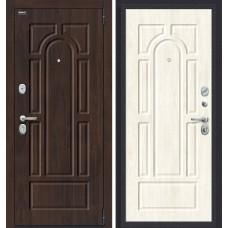 Дверь входная BRAVO Porta S 55.55 Almon 28 / Nordic Oak