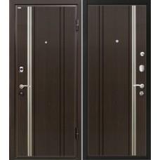 Дверь входная МеталЮр М2 Венге / Венге