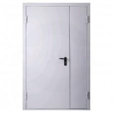 Дверь противопожарная VALBERG EI-60 Серый RAL 7035