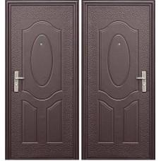 Дверь входная Verda Е40М Молотковая эмаль / Молотковая эмаль