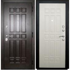 Дверь входная Verda SD Prof-5 Сенатор Венге / Светлый дуб