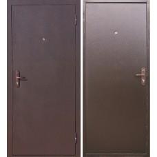 Дверь входная Verda Строй Гост 5 Антик Медь / Антик Медь