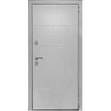Дверь входная Luxor 35 белый антик