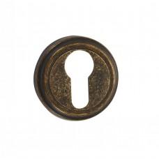 Накладка под цилиндр Vantage ET 03 BR состаренная бронза