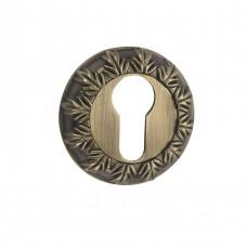 Накладка под цилиндр Vantage ET 10 M матовая бронза
