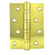 Петля универсальная врезная Vantage 4BB PB золото